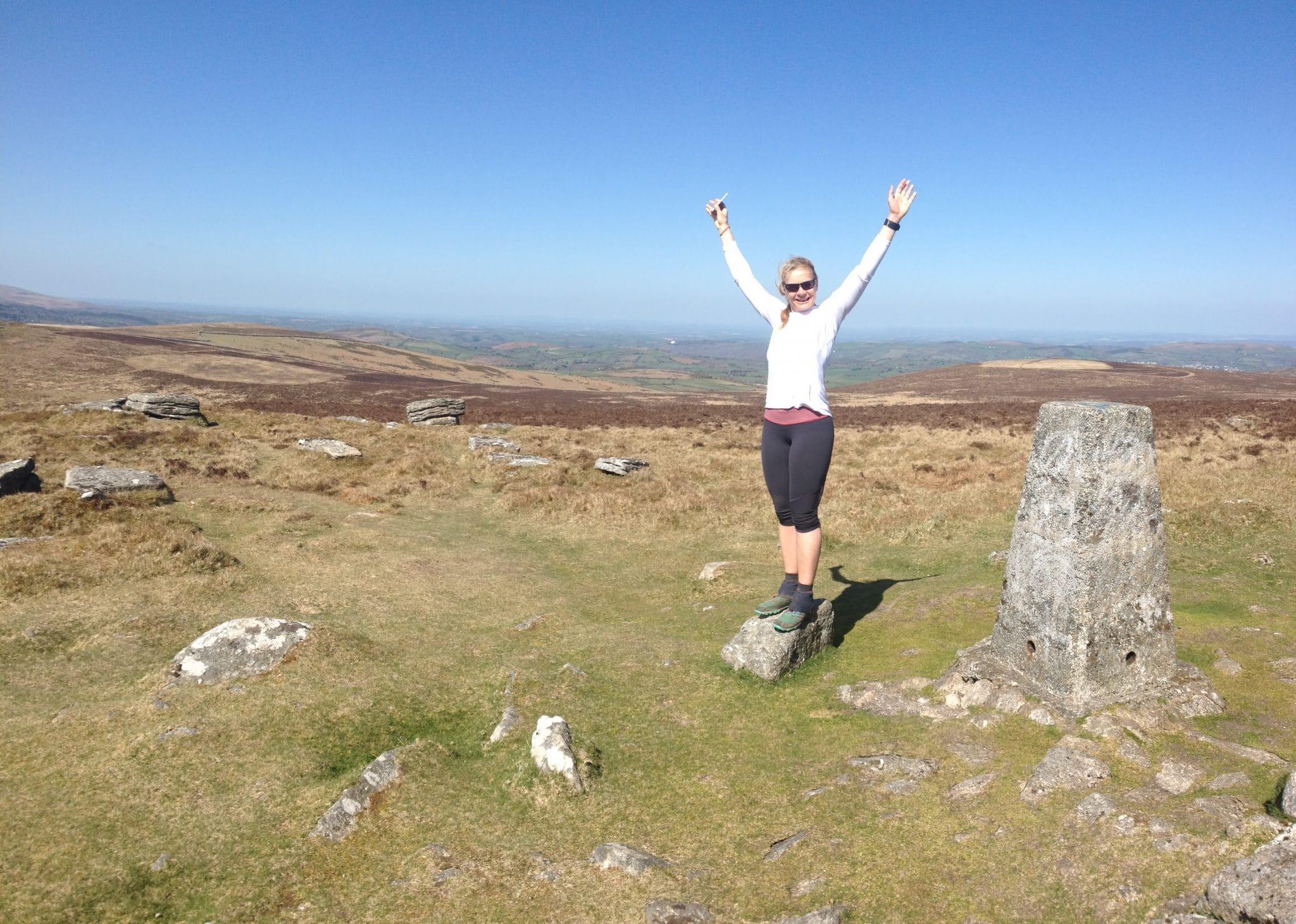 Guided running weeekend Dartmoor