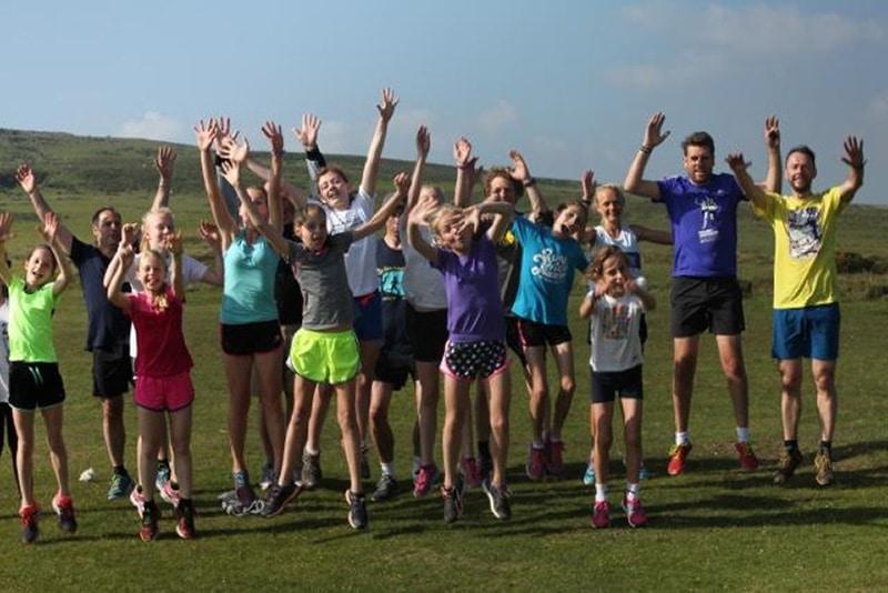 Wild Running Junior Camp