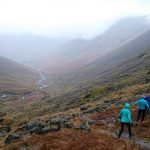 Lakes camp: Scafell