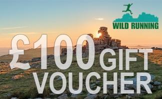 £100 gift voucher from Wild Running