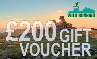 £200 Wild Running Gift Voucher