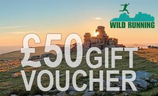 £50 Wild Running Gift Voucher