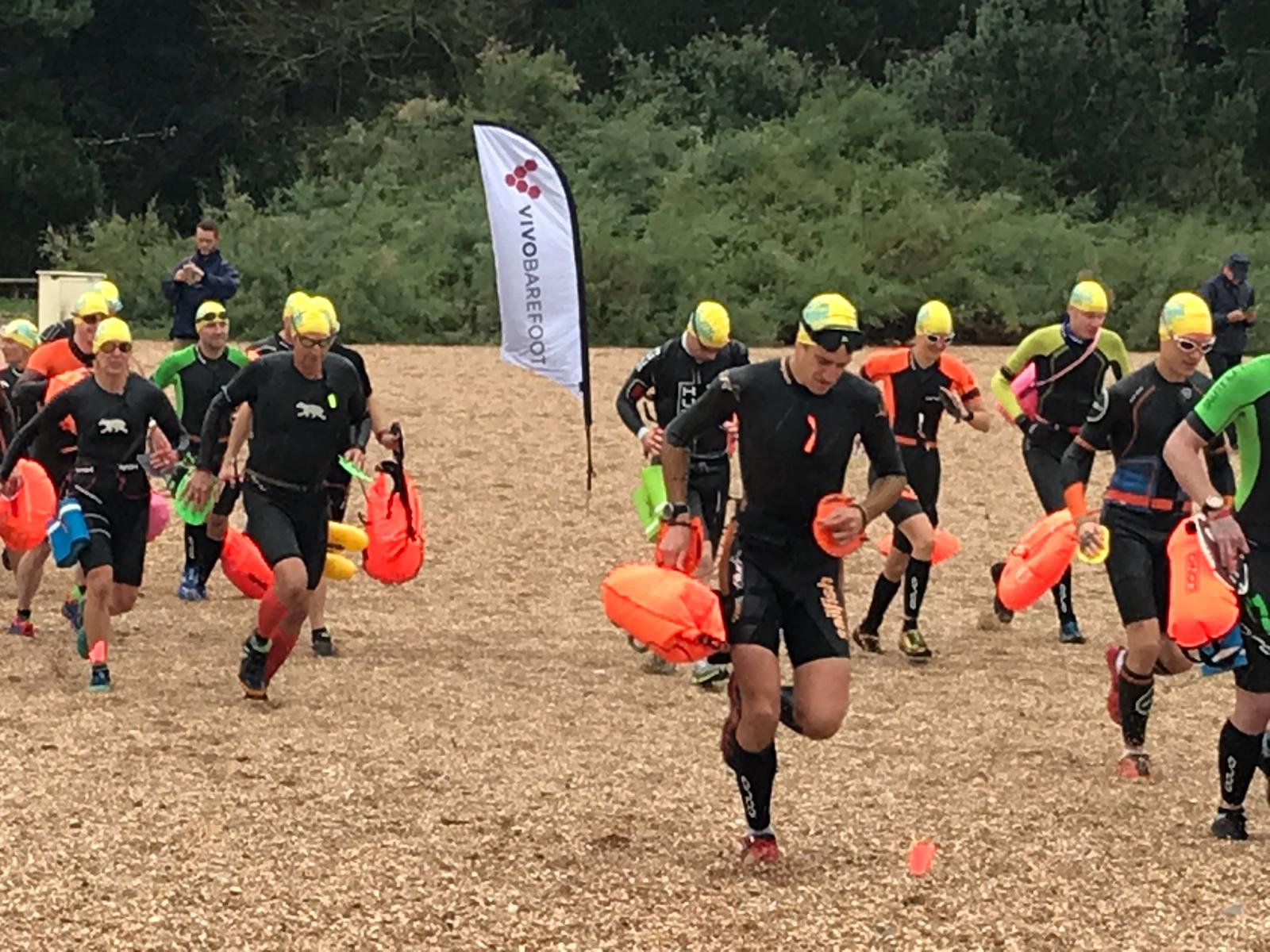 The Dart Swim Run 2019 | Swim Run | WildRunning co uk