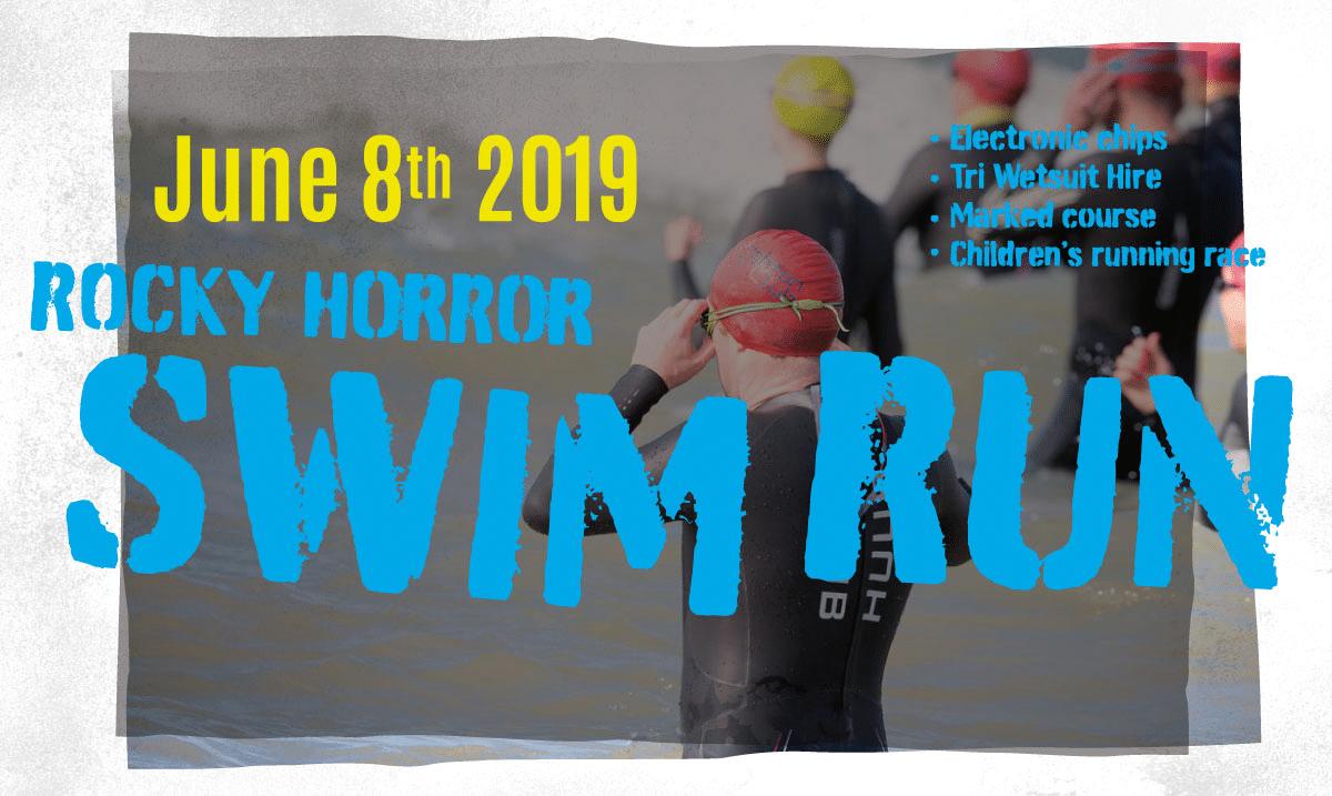 Rocky Horror SwimRun and The Rock Sea Swim | Wild Running